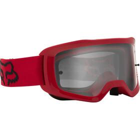 Fox Main Stray Goggles Jongeren, flame red